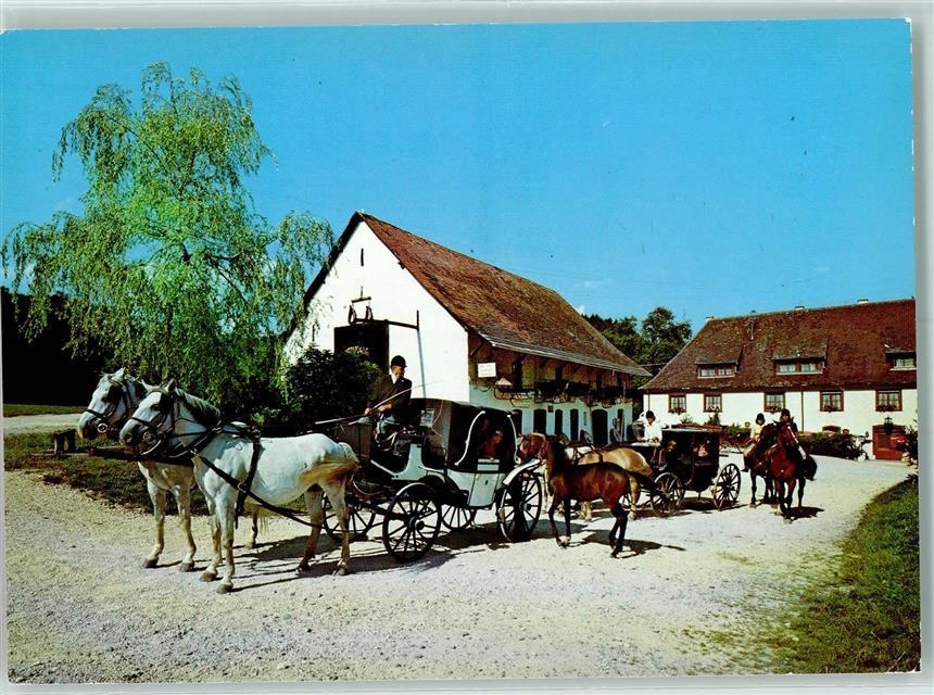 10233708-7706-Eigeltingen-Hotel-Gasthaus-Cafe-Zur-Lochmuehle-Pferdekutschen