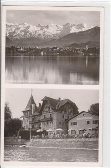 Panorama Hotel Am See Seeshaupt Am Starnberger See 39045662 Ungelaufen.