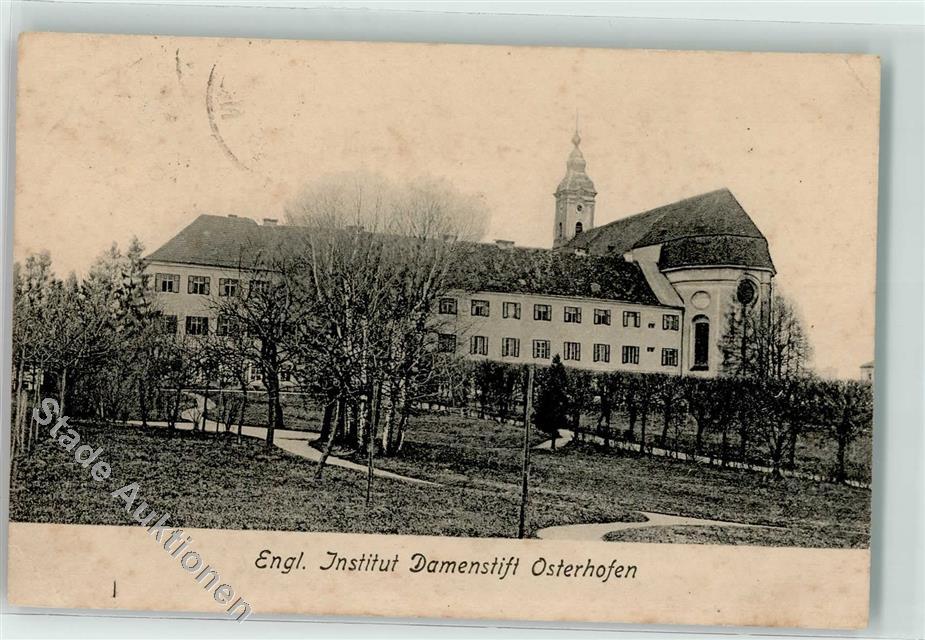 39230783-Osterhofen-Niederbay-Engl-Institut-Damenstift