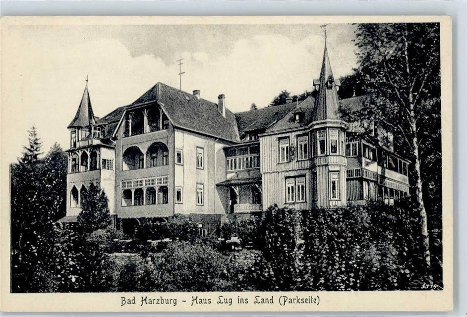 Bad Harzburg Haus Lug ins Land