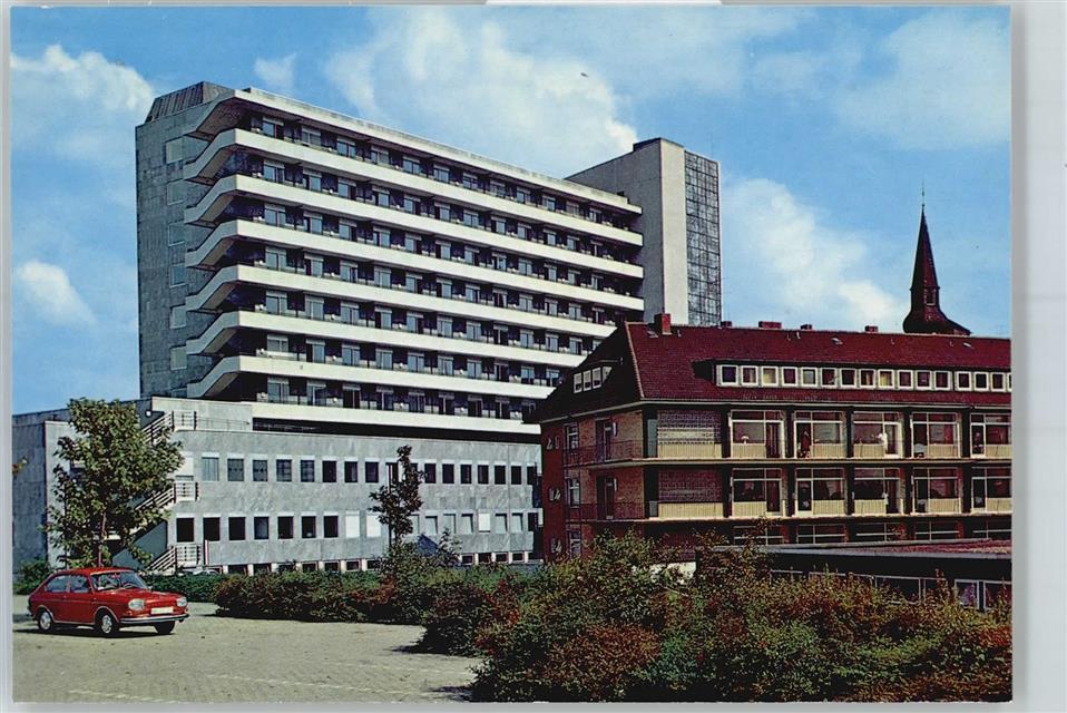 St Marien Hospital Lünen