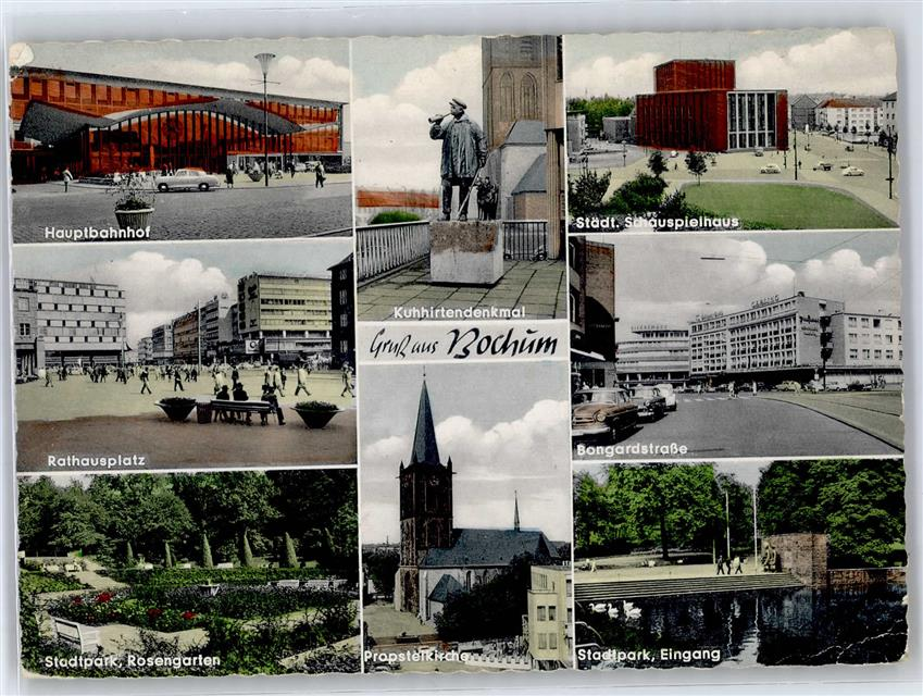 51482917 bochum hauptbahnhof rathausplatz stadtpark. Black Bedroom Furniture Sets. Home Design Ideas